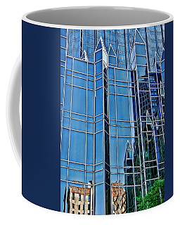 Reflections Coffee Mug by Rhonda McDougall
