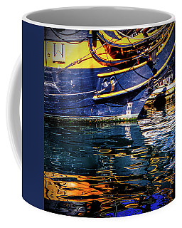 Coffee Mug featuring the photograph Reflections by Samuel M Purvis III