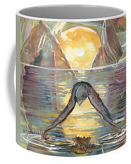 Reflections Swallowed Coffee Mug