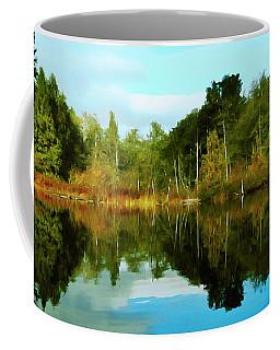 Reflections Coffee Mug by Timothy Hack
