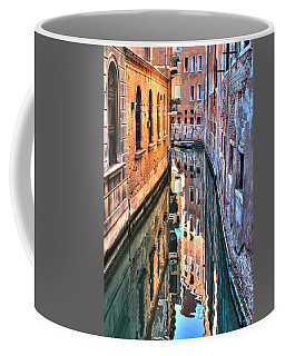 Reflections Venice Italy Coffee Mug