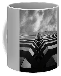 Reflective Angles Coffee Mug