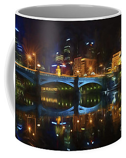 Reflective City      Go2 Coffee Mug