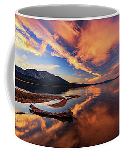Reflective Kiva Serenity Coffee Mug