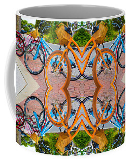 Reflective Rides Coffee Mug