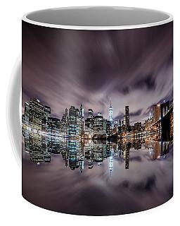Reflector Adherence  Coffee Mug
