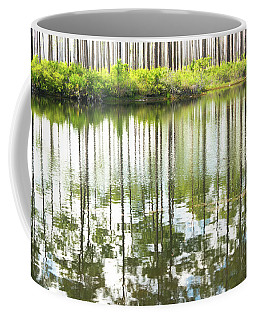 Reflex Lake Coffee Mug