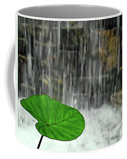 Refreshed By The Waterfall Coffee Mug