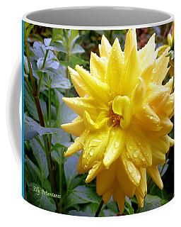 Refreshed Dahlia  Coffee Mug