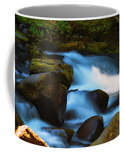 Refreshing Flow Coffee Mug