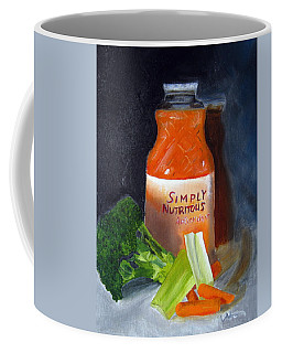 Refrigerator Items Coffee Mug
