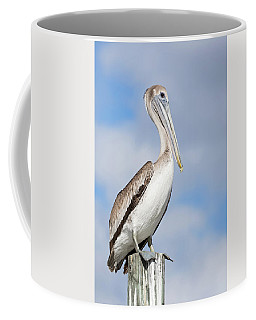 Regal Bird Coffee Mug
