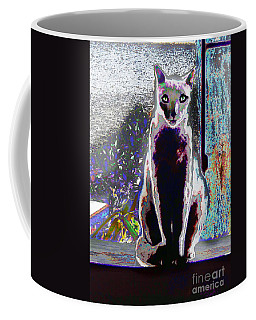 Regal Puss Coffee Mug