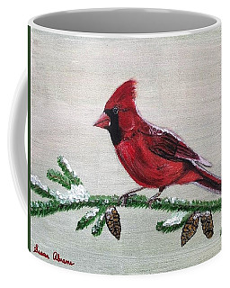 Regal Red Coffee Mug
