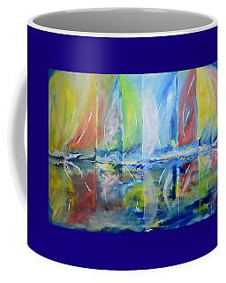 Regatta 1 Coffee Mug