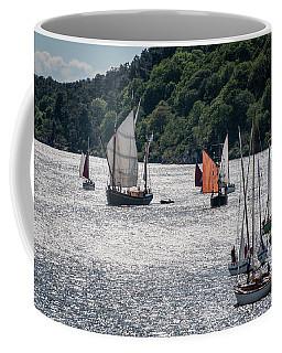Regatta Time Coffee Mug