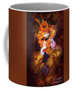Regina Di Giale Coffee Mug by Jack Torcello