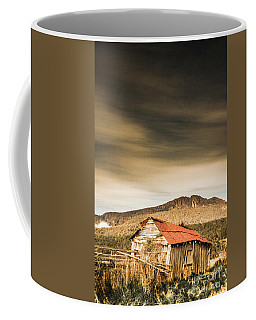 Regional Ranch Ruins Coffee Mug