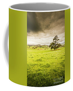 Regional Rural Land Coffee Mug