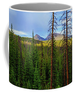Reids Peak Coffee Mug