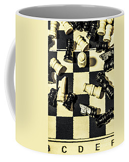 Coffee Mug featuring the photograph Reigning Champ by Jorgo Photography - Wall Art Gallery