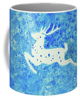 Reindeer Flight Coffee Mug