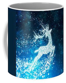 Reindeer Stars Coffee Mug
