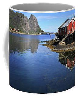 Reine, Norway Coffee Mug