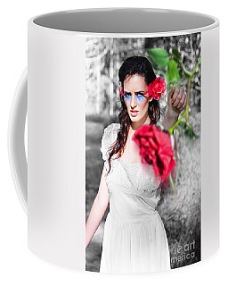 Coffee Mug featuring the photograph Relationship Problems by Jorgo Photography - Wall Art Gallery