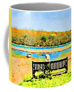 Relax Down By The River Coffee Mug