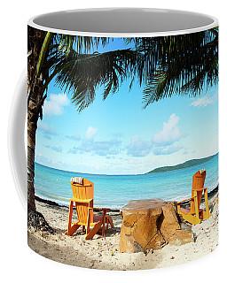 Relax In St Croix Coffee Mug