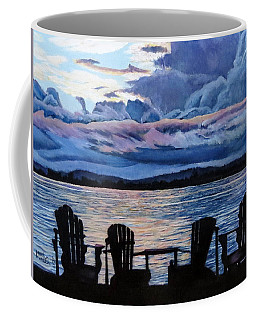 Relax Coffee Mug by Marilyn McNish