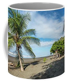 Relaxation At The Beach Coffee Mug