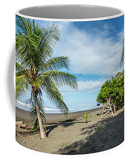 Relaxation At The Beach Coffee Mug