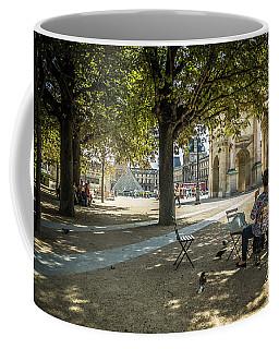Relaxing Afternoon In Paris Coffee Mug