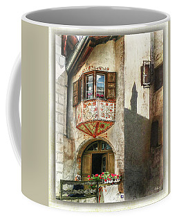 Coffee Mug featuring the photograph Relaxing Evening Sun  by Hanny Heim