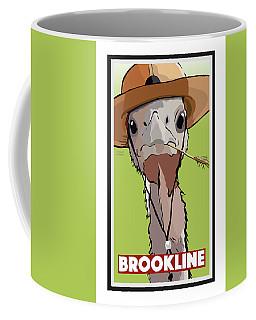 Relaxing In Brookline Coffee Mug