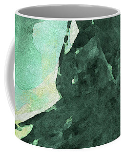 Coffee Mug featuring the digital art Relaxing In The Green by Margie Chapman