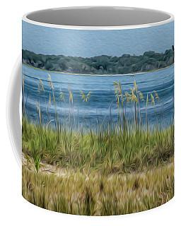 Relaxing On The Island Coffee Mug