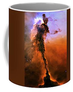 Release - Eagle Nebula 2 Coffee Mug