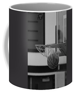 Coffee Mug featuring the photograph Release From The Net by Laddie Halupa