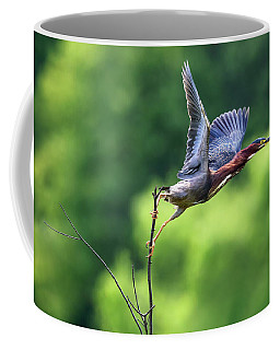 Release Point Coffee Mug
