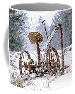 Relic Reaper Coffee Mug by Marty Saccone