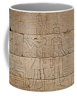 Relief From The Temple Of Dendur Coffee Mug