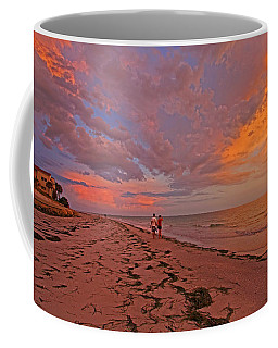 Coffee Mug featuring the photograph Remains Of The Day by HH Photography of Florida