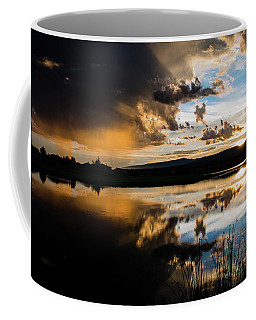 Coffee Mug featuring the photograph Remains Untrusted by Jason Coward