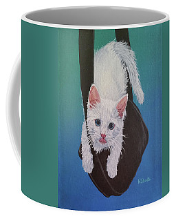 Rembrandt Justa Swingin Coffee Mug by Wendy Shoults