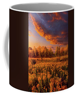 Coffee Mug featuring the photograph Remember Everything by Phil Koch