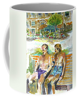 Remember The Day Coffee Mug