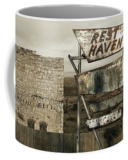 Remember The Mother Road Coffee Mug